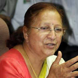 Sumitra Mahajan Biography, Age, Height, Weight, Family, Caste, Wiki & More