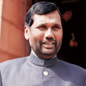 Ram Vilas Paswan Biography Age Wife Children Family Caste Wiki More