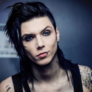 Andy Biersack Biography, Age, Height, Weight, Family, Wiki & More