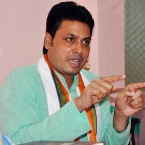 Biplab Kumar Deb Biography, Age, Wife, Children, Family, Caste, Wiki & More