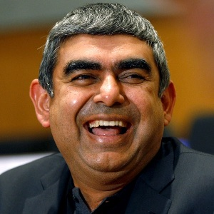 Vishal Sikka Biography, Age, Wife, Children, Family, Caste, Wiki & More