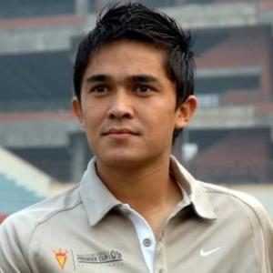 Sunil Chhetri Biography, Age, Height, Weight, Girlfriend, Family, Wiki & More