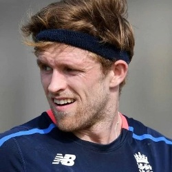 David Willey Biography, Age, Height, Weight, Family, Wiki & More
