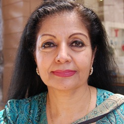 Lakshmi Puri Biography, Age, Height, Weight, Family, Caste, Wiki & More