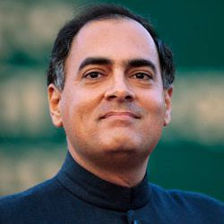 Rajiv Gandhi Biography, Age, Death, Wife, Children, Family, Caste, Wiki & More