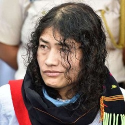 Irom Chanu Sharmila Biography, Age, Height, Weight, Family, Caste, Wiki & More