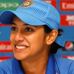 Smriti Mandhana Biography, Age, Height, Weight, Boyfriend, Family, Wiki & More
