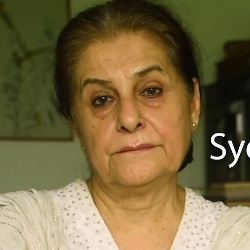 Syeda Saiyidain Hameed Biography, Age, Height, Weight, Family, Caste, Wiki & More