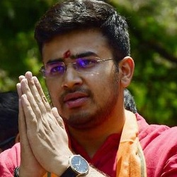 Tejasvi Surya Biography, Age, Height, Weight, Family, Wiki & More