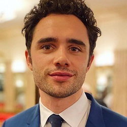 Toby Sebastian Biography, Age, Height, Weight, Affairs, Family, Wiki & More
